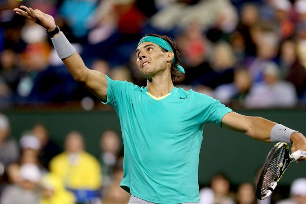 Rafael Nadal Gets Walkover into Fourth Round of Indian Wells