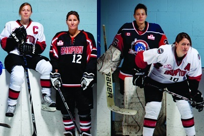 Brampton's Big Three Eager to Win Elusive Clarkson Cup
