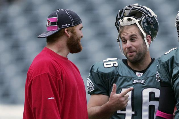 Eagles Re-Sign Colt Anderson, Jon Dorenbos
