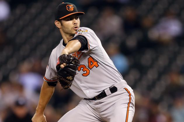 Jake Arrieta Has Strong Showing in Orioles 4-3 Loss to Pittsburgh