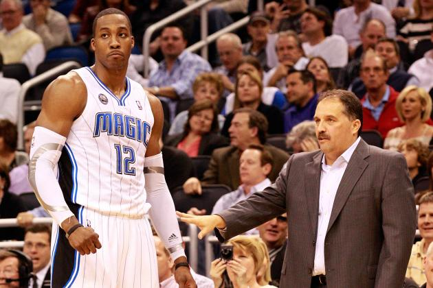 Stan and Jeff Van Gundy: Magic Should Consider Retiring Dwight's Number