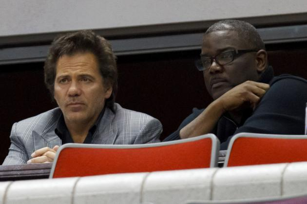 Owner Tom Gores Likes Where Pistons Are Headed