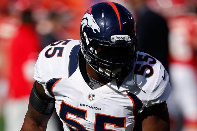 Broncos Release D.J.Williams