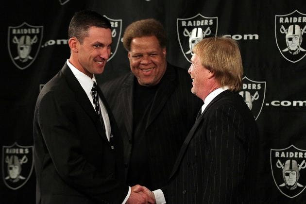Raiders' GM Reggie McKenzie Has Found a New Way to Mortgage the Future
