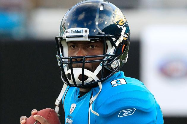 The New York Jets Have Signed QB David Garrard