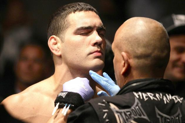 Chris Weidman Has a Very Good Chance to Beat Anderson Silva at UFC 162