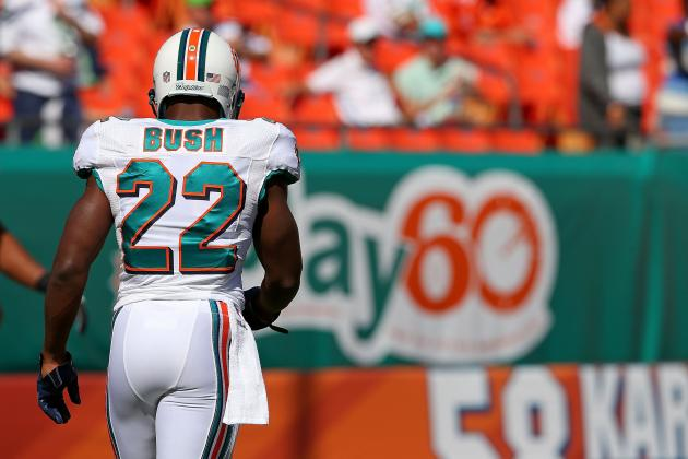 Breaking Down Reggie Bush Heading into Free Agency