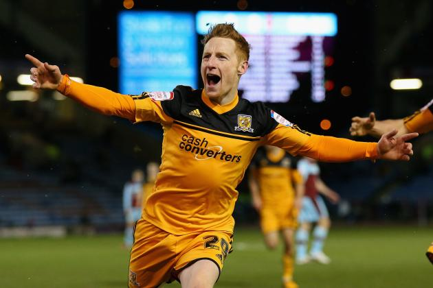 Burnley 0 Hull City 1: Stephen Quinn Goal Lifts Tigers to 2nd in Championship