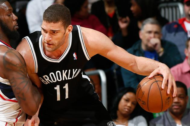 NBA Gamecast: Nets vs. 76ers