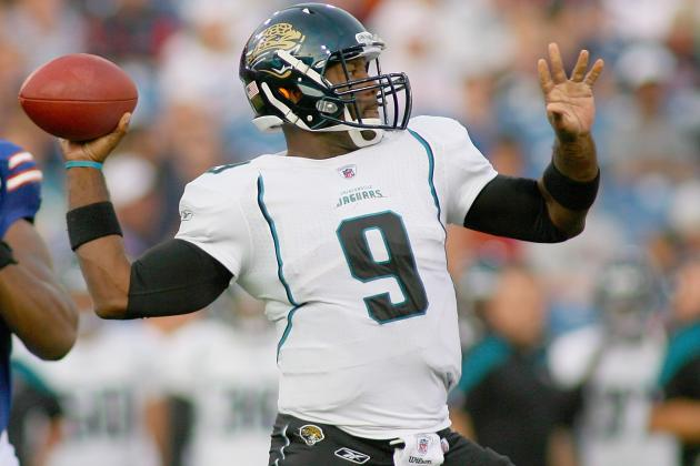 New York Jets Breaking News: Jets Sign Veteran David Garrard