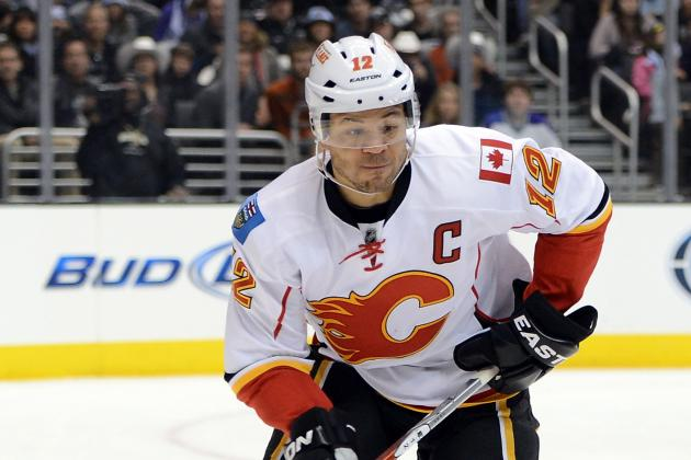 Trading Jarome Iginla: It's a rather delicate situation for Calgary Flames