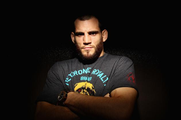 Jon Fitch Refutes Dana White, Says He's Nowhere Near the Downside of His Career