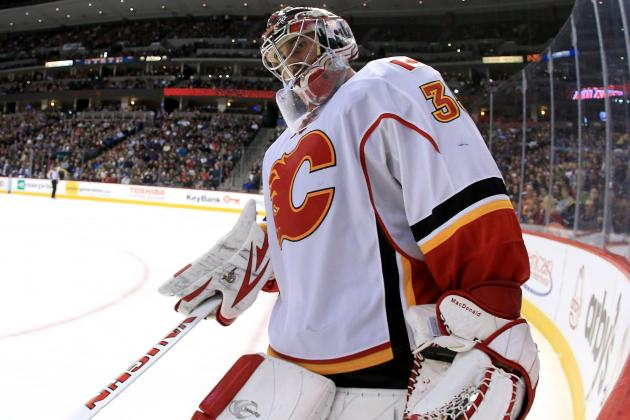 Morning Skate Report: Flames @ Kings