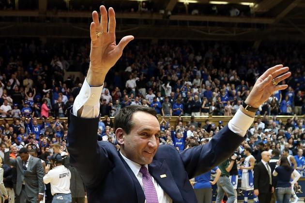 Duke Basketball: Blue Devils Will Roll Through ACC Tournament with Ease