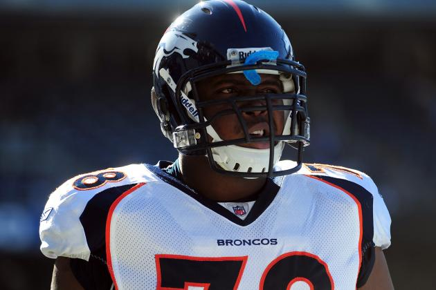 Ryan Clady Sounds Excited About D.J. Williams' Departure in Denver