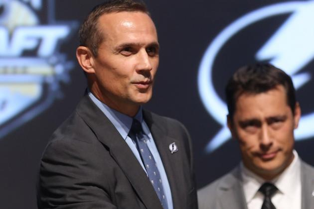 Lightning's Yzerman Isn't Giving Up Just Yet