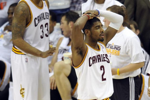 Kyrie Irving Must Rest for Remainder of Season After Latest Injury
