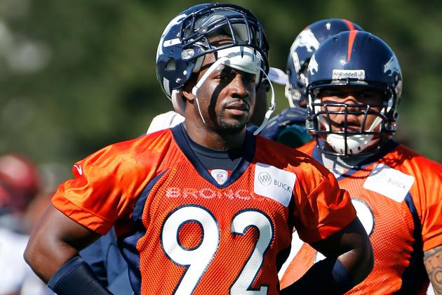 Elvis Dumervil May Follow D.J. Williams out Broncos' Doors