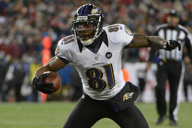 NFL News: 49ers Score Major Coup Securing Anquan Boldin for 6th-Round Pick