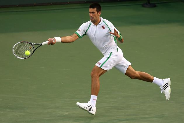 BNP Paribas Open 2013: Odds for Top Stars to Win Event at Indian Wells