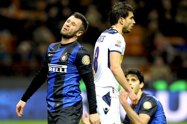 Inter: Bologna Deny the Nerazzurri a Happy Birthday in Milan