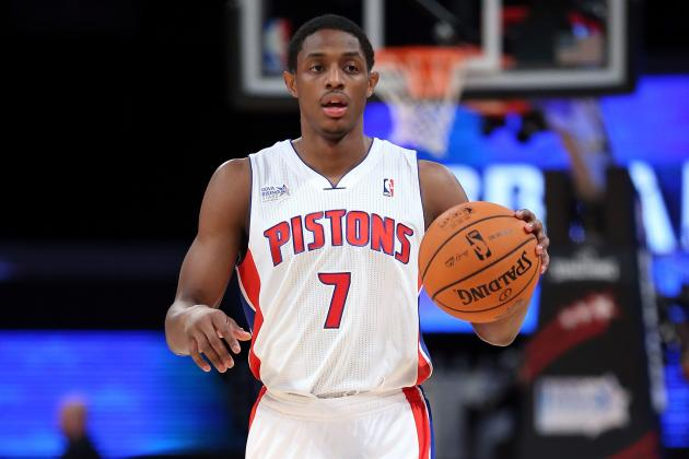 Brandon Knight Injury: Updates on Pistons Guard's Ankle