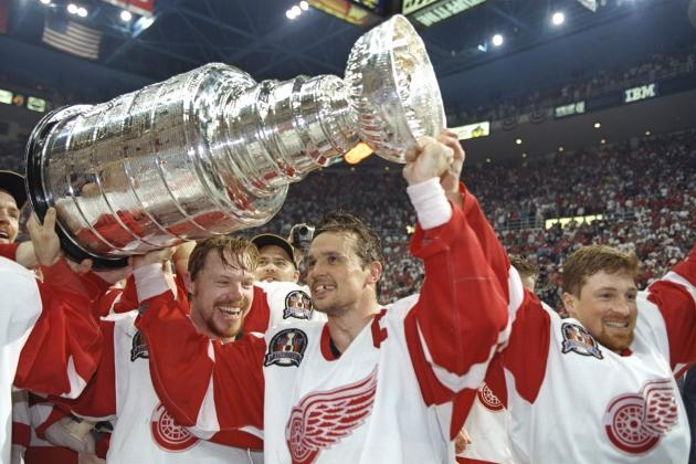 Detroit Red Wings Should Be Celebrated Regardless of Making Playoffs