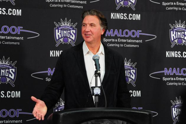 Sacramento Kings Are Inexplicably Stuck with the Roster They Have