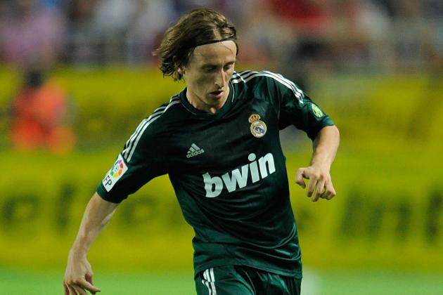 Modric Eyes Move to Man United... Just Days After Sending Them Packing