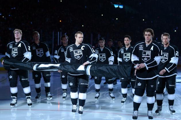 Grading the LA Kings' Performance for the First Half of NHL Season
