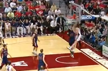 Kelly Olynyk Emphatic Dunk over St. Mary's