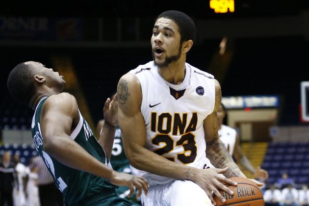 Iona 60, Manhattan 57