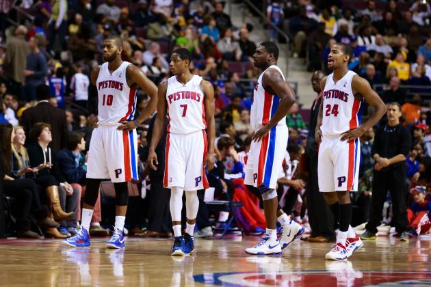 Jazz 103, Pistons 90