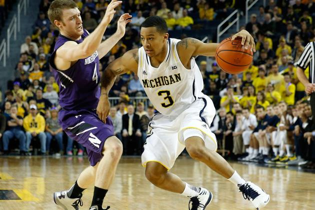 Michigan Basketball: Big Ten POY Trey Burke Will Lead Wolverines to Final Four