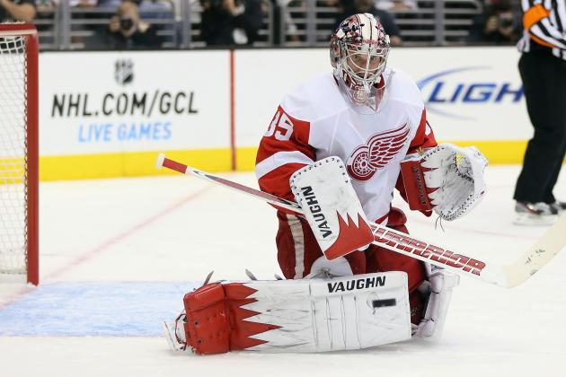 Detroit Red Wings: 3 Stars of the Week, March 11 Edition