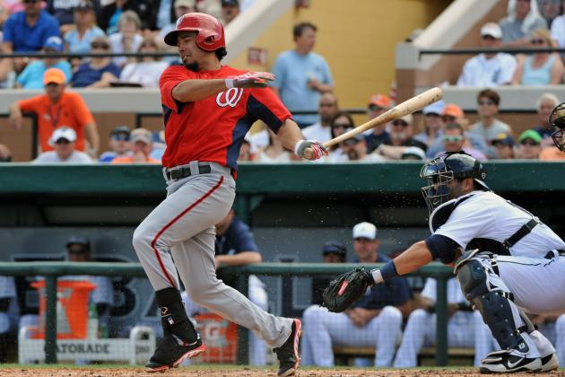 Full Update of Surprises, Busts and Injuries at Washington Nationals Camp