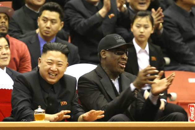 Dennis Rodman Claims He Will Vacation with Kim Jong Un This Summer