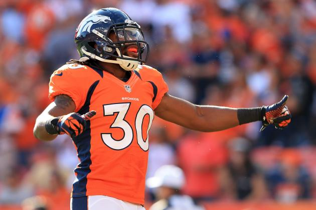 Denver Broncos: Moves Involving Williams, Bruton the Right Ones
