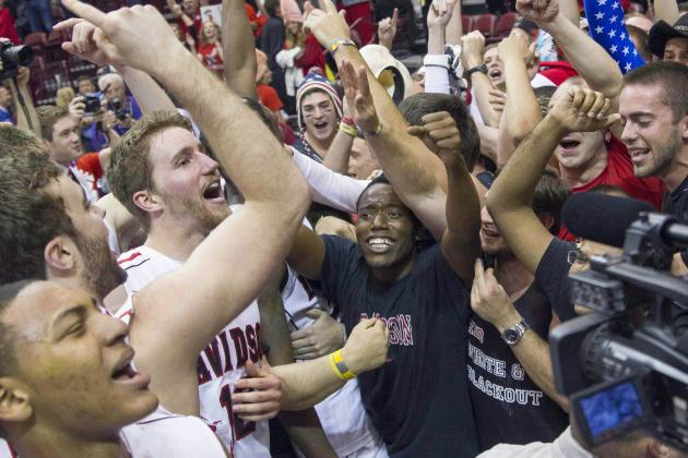Davidson's Win Might Not Be Its Last