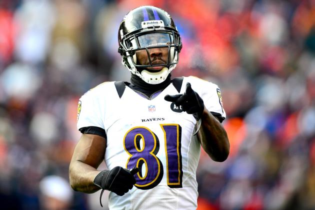 How Will the Baltimore Ravens Compensate for Losing WR Anquan Boldin?