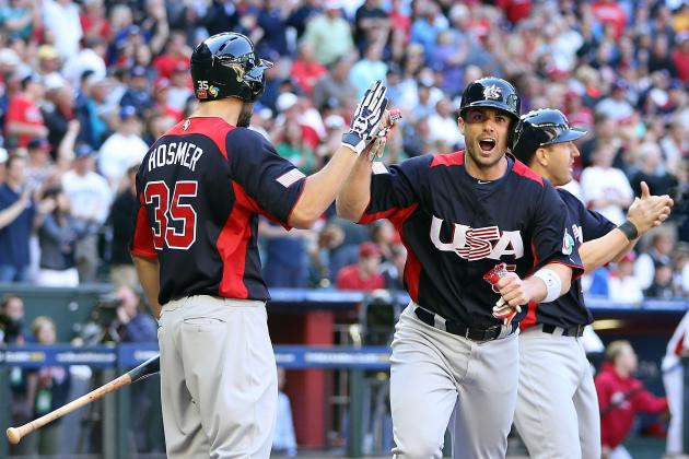 WBC 2013: Predicting USA's Results in Round Two