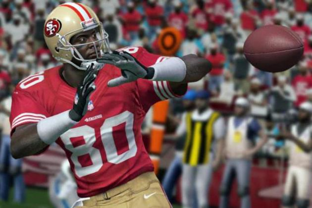 Jerry Rice Discusses Madden 25, the Pistol Offense, Anquan Boldin and Much More