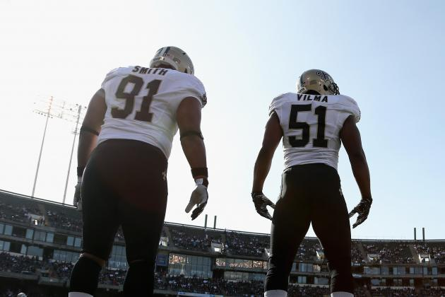 New Orleans Saints: Will Smith and Jonathan Vilma Will Take Pay Cut or Be Cut