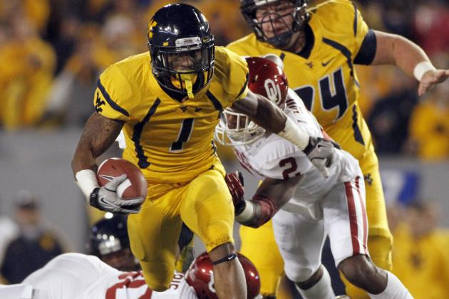 West Virginia's Tavon Austin Is Named Winner of Johnny Rodgers Award