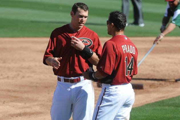 Breaking Down the Arizona Diamondbacks' Platoon Candidates