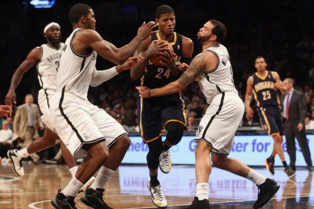 Breaking Down Success of Deron Williams-Joe Johnson Duo by the Numbers