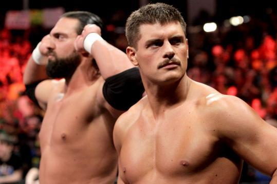 Team Rhodes Scholars: Are Cody Rhodes and Damien Sandow About to Feud?