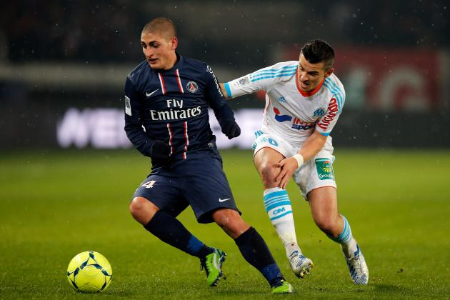 Marco Verratti: Would Manchester United Be a Good Fit for PSG Midfielder?