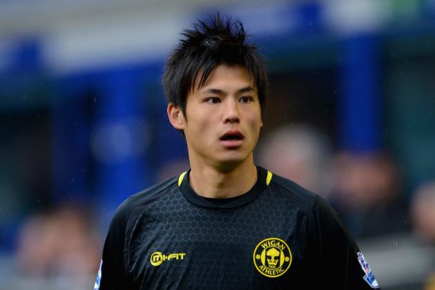 Wigan Boss Roberto Matinez: On-Loan Winger Ryo Miyaichi's Season over