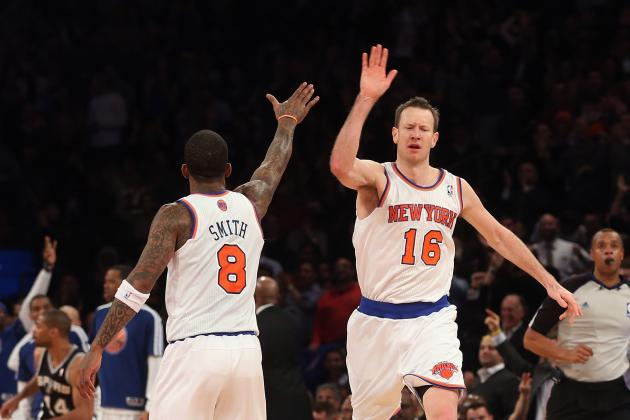 Breaking Down How NY Knicks Free Steve Novak on Offense
